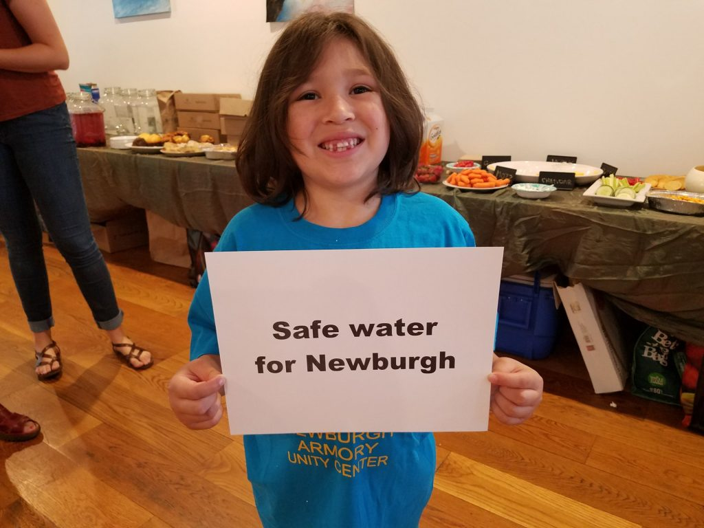 Safe Water for Newburgh