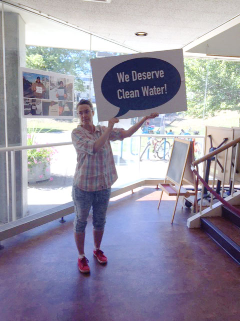 Newburgh Deserves Clean Water