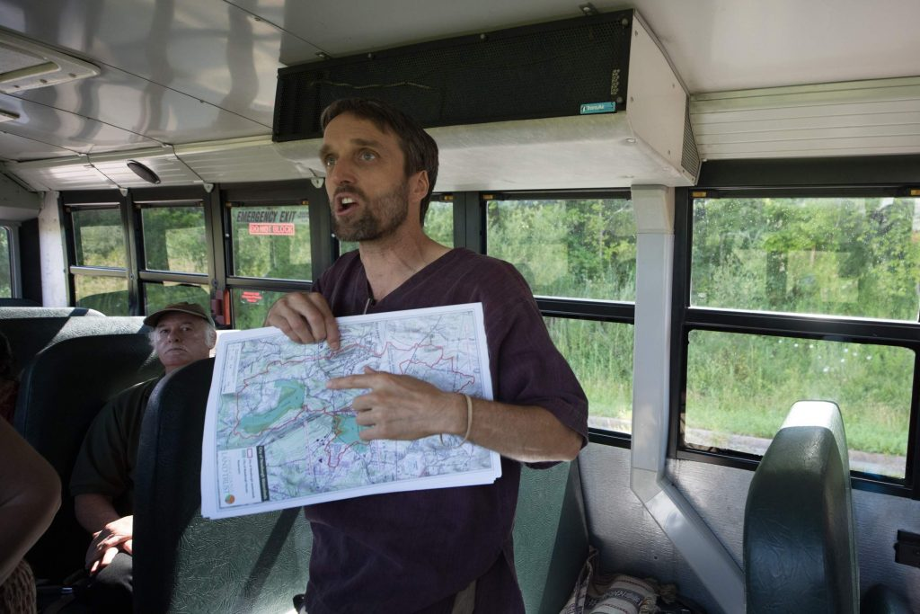 NCWP Watershed Tour