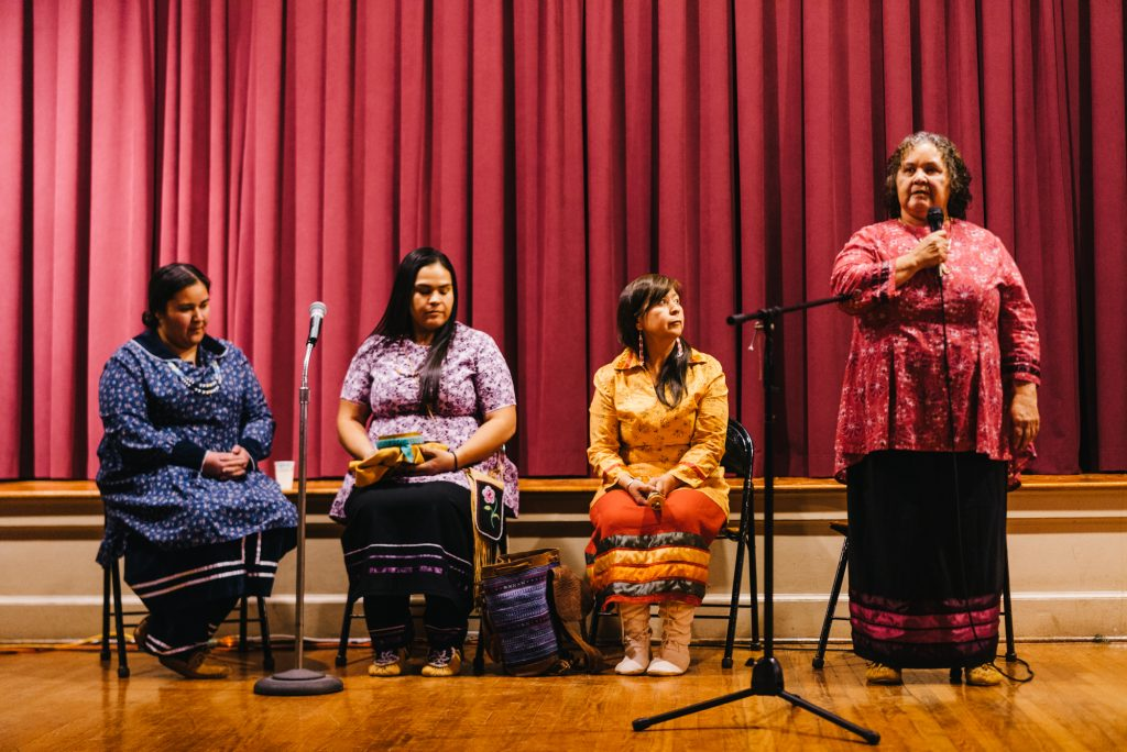 Guest Artists: Ahkwesahsne Women's Choir