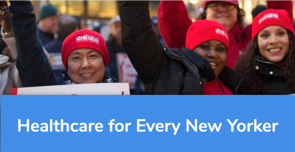 NY Health Act - Healthcare for Every New Yorker