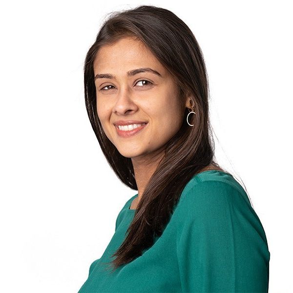 This is a photo of Sharmeen Morison, EarthJustice Associate Attorney
