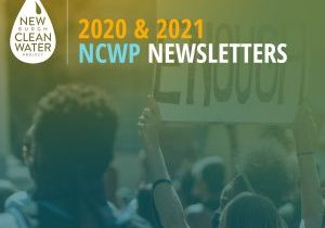 NCWP Monthly Newsletters - 2020 & 2021